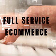 Full service ecommerce